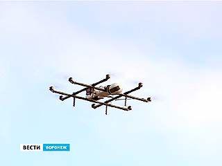 """""""Всевидящее око"""" смотрит с небес. Почему над городом два дня кружат беспилотники и вертолёты?"""
