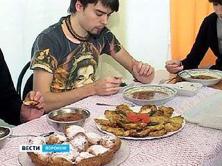 Вслед за вегетарианским детским садом в Воронеже появилось и кафе