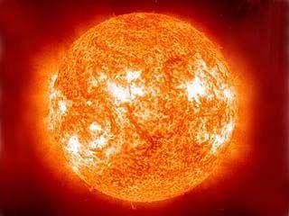 Вспышки на Солнце ухудшат качество приема РИК