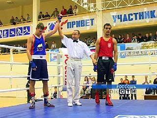 Встреча воронежских боксеров и сборной Туниса закончилась ничьей