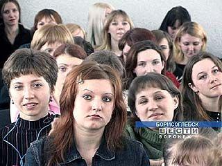 Встреча выпускников прошла в Борисоглебске