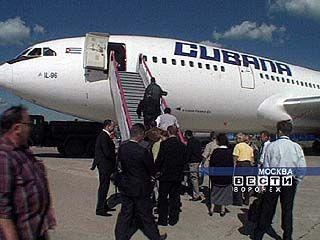 Второй ИЛ 96-300 изготовили для Кубы