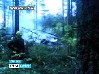 Вторым пилотом потерпевшего крушение в Карелии СУ-27 был воронежский лётчик