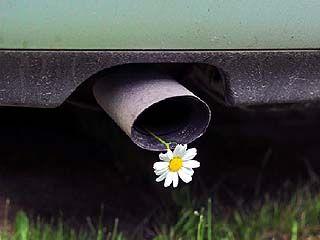 Ввозимые из-за рубежа автомобили должны соответствовать экологическому стандарту Евро-5
