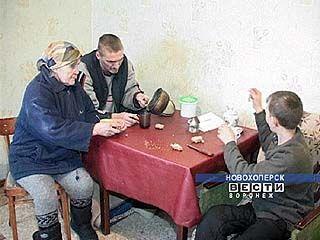 Вынужденным переселенцам в России живется несладко