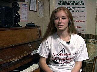 Выпускница Воронежской музыкальной школы получила медаль в Портланде