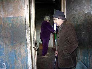 Выселение за коммунальные долги в Воронеже так и не состоялось
