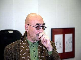 Выставка Андрея Бильжо откроется в выставочном зале Медакадемии
