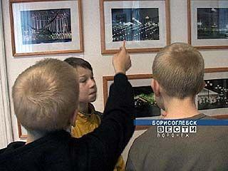 Выставка городского фотосообщества работает в Борисоглебске