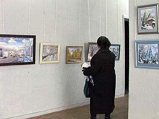 """Выставка """"Городской пейзаж"""" продлится ещё 10 дней"""