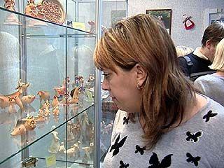 Выставка изделий народных мастеров прошла в Воронеже