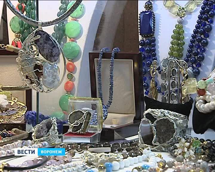 """Выставка """"Мир камней"""" открылась в Доме Архитектора"""