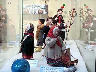 """Выставка """"На пороге Рождества"""" открылась в художественной галерее"""