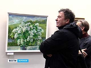 Выставка работ Валерия Азовцева и Елены Зверевой открылась на Кирова