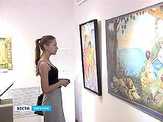 """Выставка в Музее имени Крамского открыла фестиваль современного искусства """"Чернозём"""""""