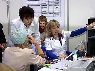 """Выставки """"Здравоохранение. Стоматология"""" и """"Территория здоровья"""" работают"""