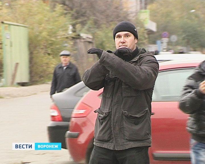 Активистов давят, бьют, но они продолжают следить за ПДД на дорогах Воронежа