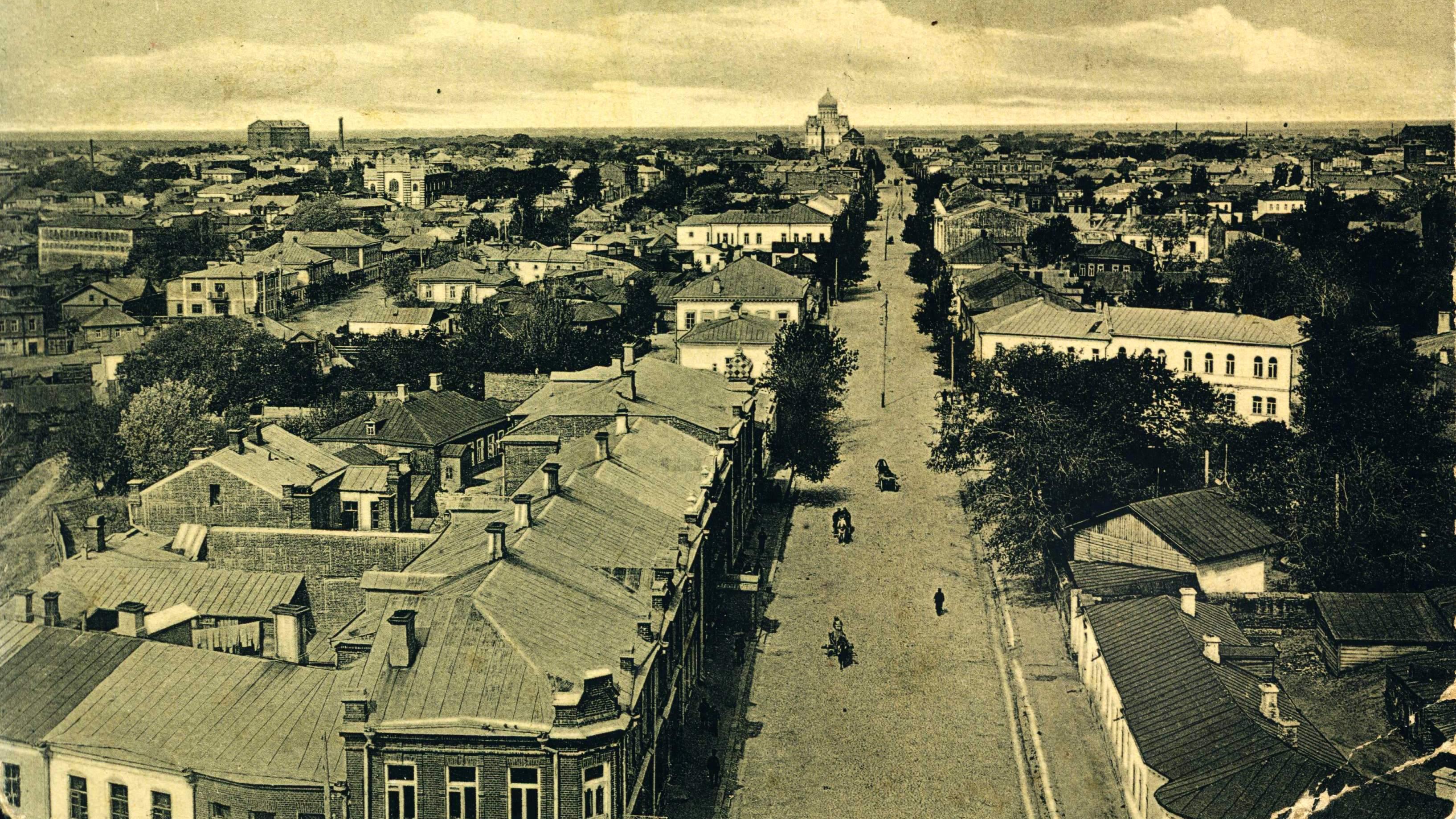 Сталинский проспект и переулок Безбожников. Каких названий улиц лишился Воронеж