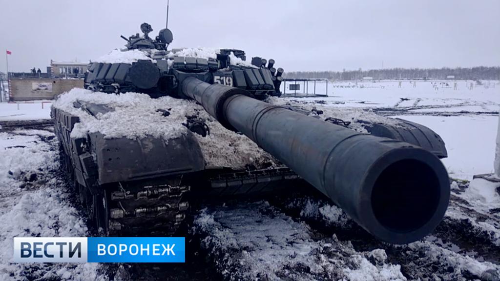 В Воронеже 20-я армия претендует на звание самой «ударной» в ЗВО