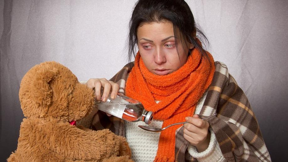 Заболеваемость гриппом и ОРВИ в Воронежской области продолжила резкий рост