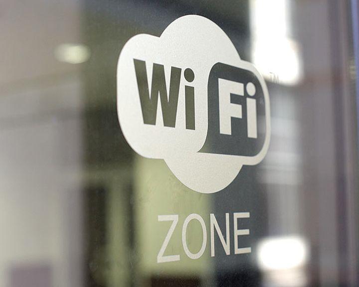 Wi-Fi помогает клиентам Сбербанка