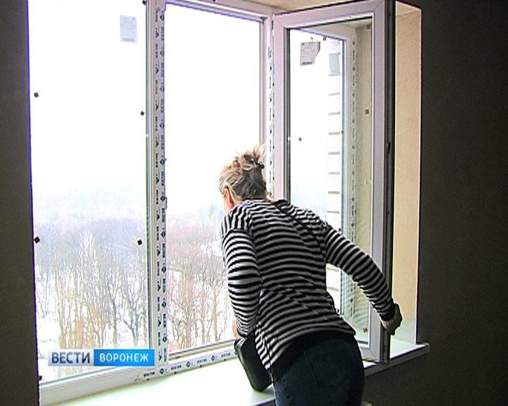 В Воронеже полностью сдан в эксплуатацию новый жилой дом в живописном квартале