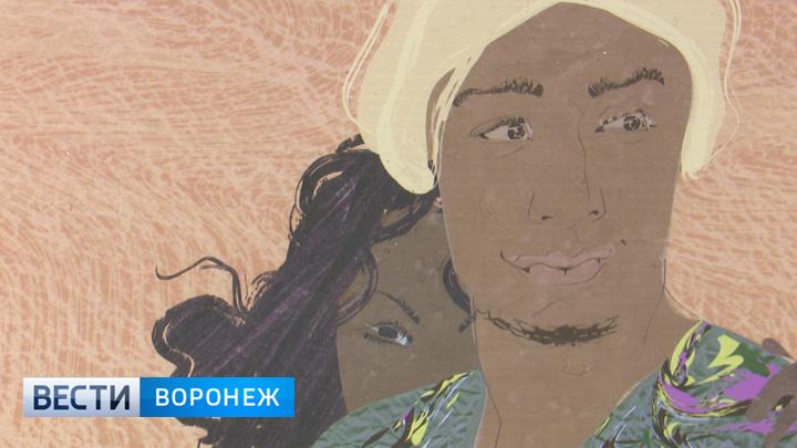 Воронежская художница вдохновилась средневековой персидской живописью
