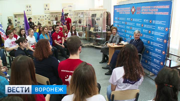 В Воронежском медуниверситете планируют построить спортивно-оздоровительный комплекс