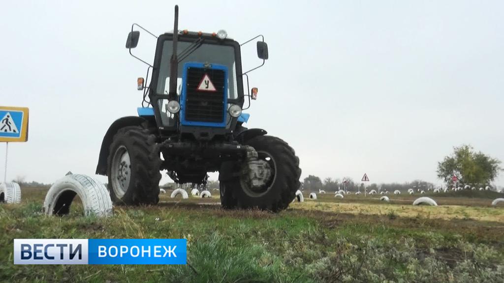 В Воронежской области выбрали лучшего инспектора Гостехнадзора