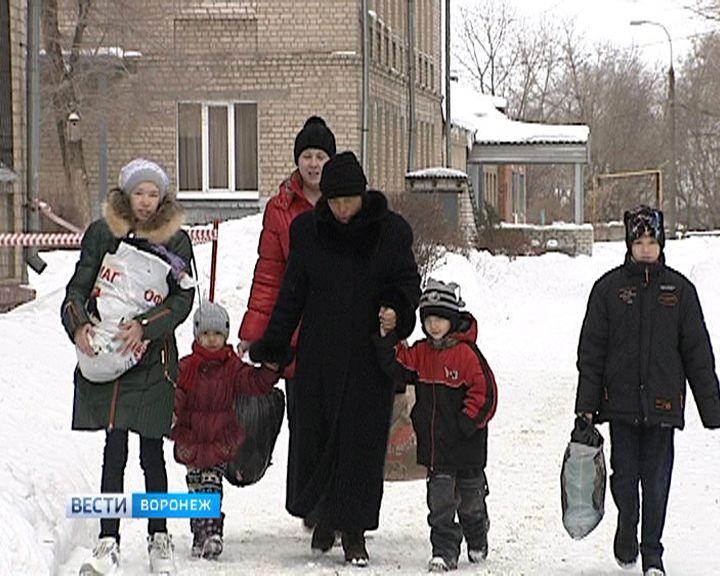 Таинственный меценат купил многодетной семье дом под Воронежем и помог детям вернуться к маме