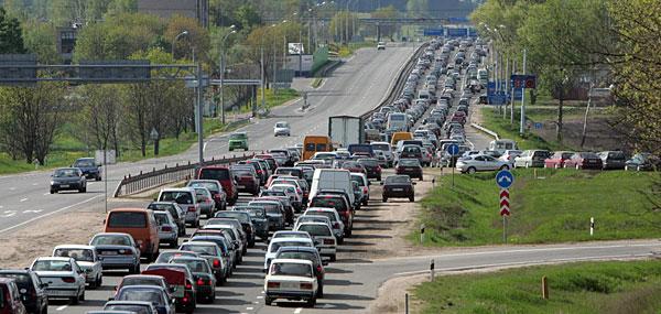 В Воронежской области началось строительство дороги в обход Лосево и Павловска