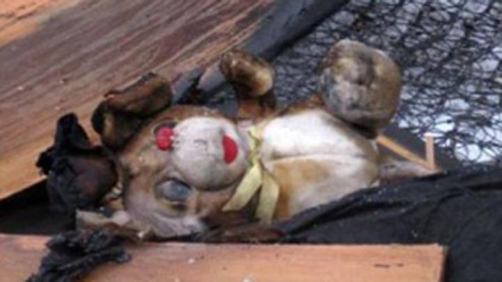 При пожаре в воронежской многоэтажке пострадали трое детей
