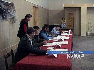 Явка в Воронежской области составила 67,63%