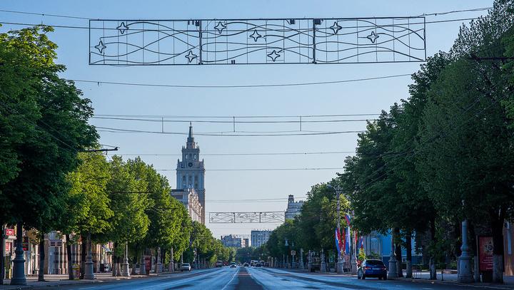 За право разработать стратегию развития Воронежа поборются семь претендентов