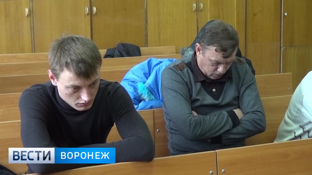 В Воронежской области главу банды бутлегеров взяли под стражу в зале суда