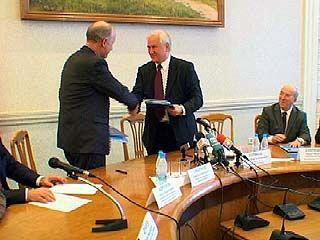 ЮНИДО и областная администрация подписали два меморандума
