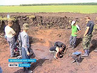 """Юные археологи обнаружили останки человека из """"бронзового века"""""""