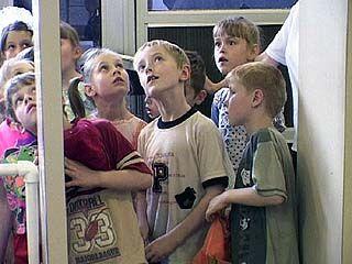 Юные таловчане отдыхают круглый год