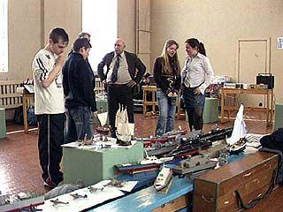 Юные техники со всей области привезли свои разработки в Воронеж