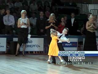 Юные воронежские танцоры вскружили голову жюри Чемпионата России