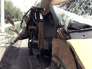 За 9 месяцев в ДТП погибли 13 человек и 119 получили ранения
