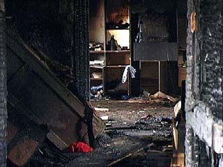 За месяц в Воронежской области в пожарах погибли 25 человек
