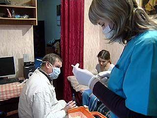 За последнюю неделю гриппом и ОРВИ заболели 12.000 воронежцев