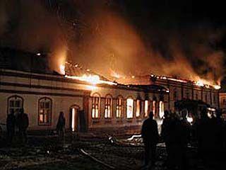 За прошедшие выходные в области зарегистрировано 23 пожара
