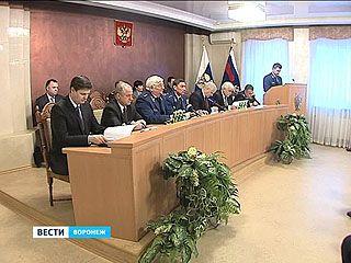 За прошедший год уровень преступности в Воронежской области вырос на 11%