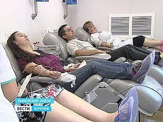За сдачу крови российским донорам могут перестать платить - будут только кормить