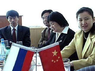 За время своего визита китайская делегация успела поработать