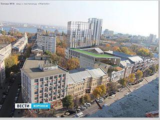 Заброшенную промзону в центре Воронежа превратят в многофункциональный комплекс