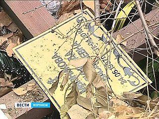Задержан вандал, разорявший могилы на Юго-Западном кладбище