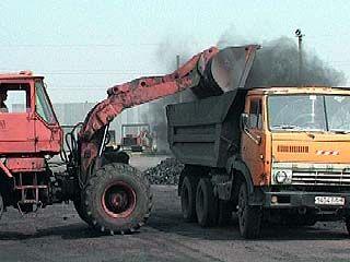 Заготовлено более 80% годовой потребности угля и мазута